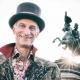 Florian Vienna Cult Tour Erzherzog Karl Statue Heldenplatz großer kleiner Stadtrundgang Film Cafe