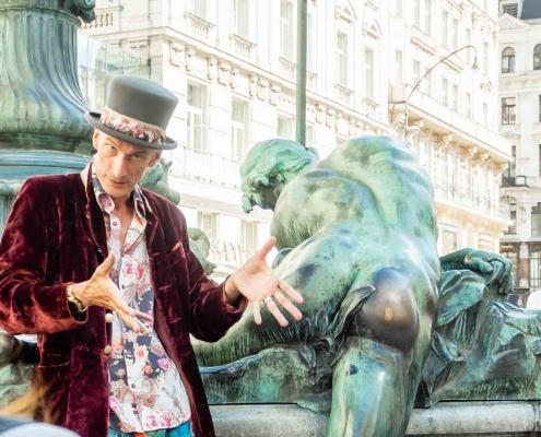 Donnerbrunnen Highlights großer kleiner Stadtrundgang Vienna Cult Tour